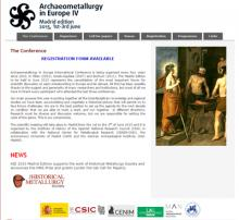 International Conference Archaeometallurgy in Europe IV