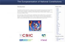 The Europeanisation of National Constitutions